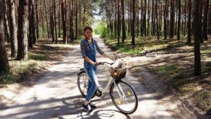 Moja historia, sport, rower