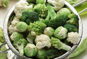 Brokuł i kalafior