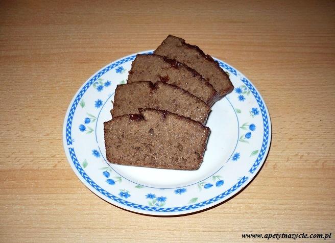ciasto czekoladowo bananowe