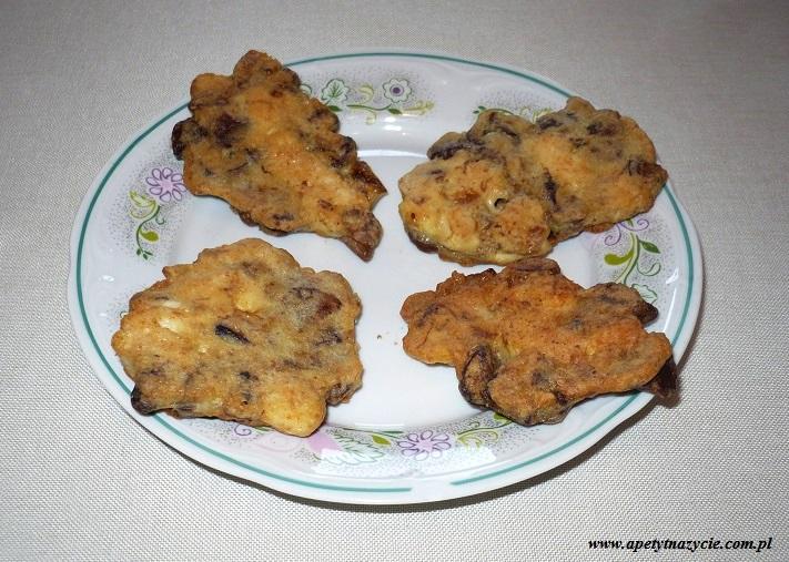 placuszki z kurczaka