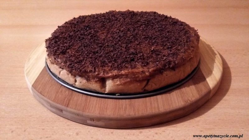 Ciasto orzechowe