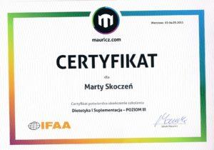 certyfikat-16-marta-skoczen