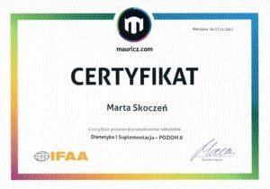 certyfikat-18-marta-skoczen