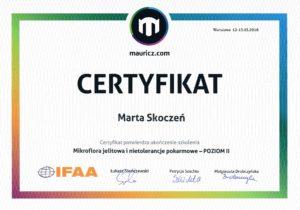 certyfikat-25-marta-skoczen