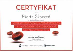 certyfikat-8-marta-skoczen