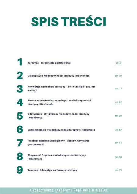 Niedoczynność tarczycy i Hashimoto w pigułce - ebook, tarczyca, Marta Skoczeń, dietetyk