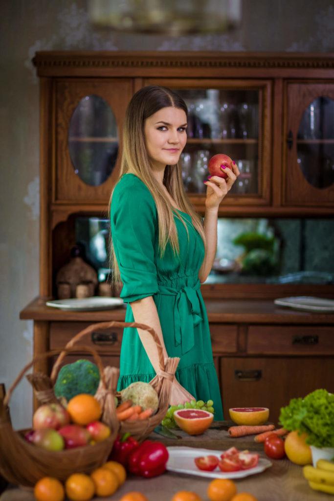 Konsultacja dietetyczna Marta Skoczeń